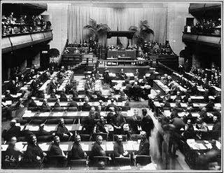 LA LIGA DE LAS NACIONES PUSO FIN A LA GUERRA ENTRE COLOMBIA Y PERÚ POR LETICIA